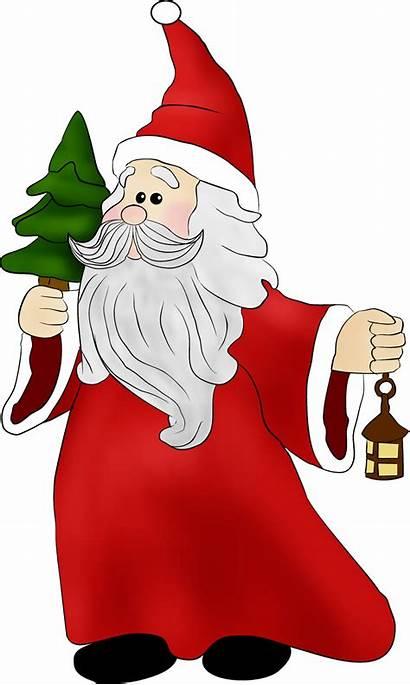 Christmas Clipart Santa Clip Gnome Claus Father