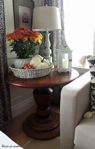 Le Coin De Table Tours : mon salon d cor pour l 39 automne r ver en couleur ~ Melissatoandfro.com Idées de Décoration