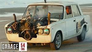 Ladzilla  7-liter Lada Build   U2013 First Drive