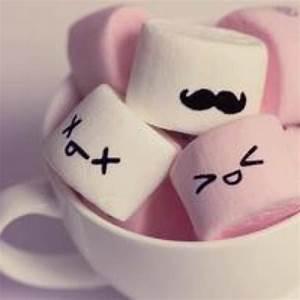 Cute marshmallows | Loveeee | Pinterest