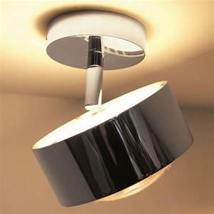 Puk Top Light : top light led deckenleuchte puk maxx turn wohnlicht ~ Yasmunasinghe.com Haus und Dekorationen