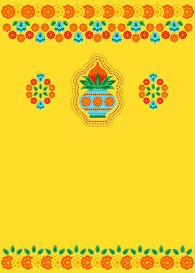 housewarming traditional yellow invitation invites