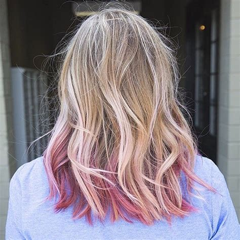 Pink Is The New Blonde We Love Seeing Pink Hair Become
