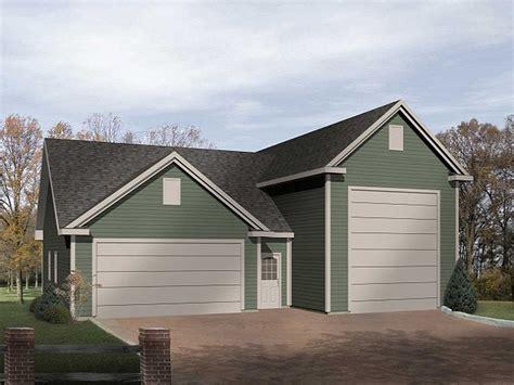 rv garage plan sl architectural designs house plans