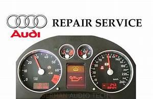 Repair Service For Audi Tt Instrument Speedometer Cluster