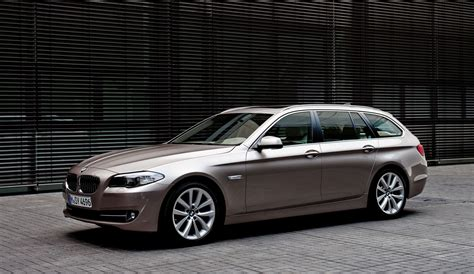 2011 Bmw 5 Series Touring, Yet Another Station Wagon