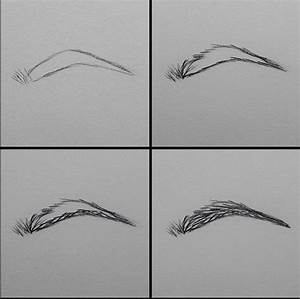 How to draw eyebrows | Artwork | Pinterest | Eyebrows, I ...