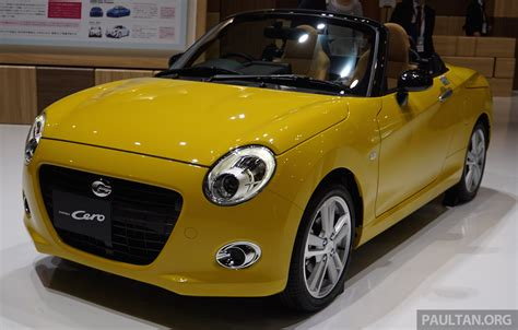 Daihatsu Copen Hd Picture by Daihatsu Copen Pictures Posters News And On