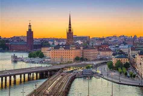 Stockholm travel guide – Routes North