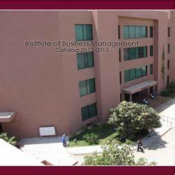 institute business management iobm