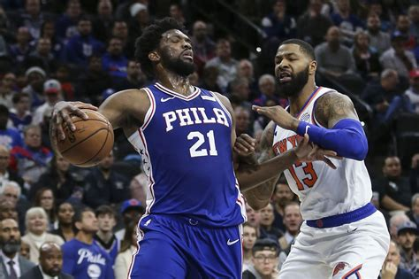Marcus Morris Loves Returning To Philly Has No Opinion On