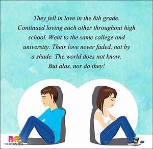 Teen attitudes involving falling in love