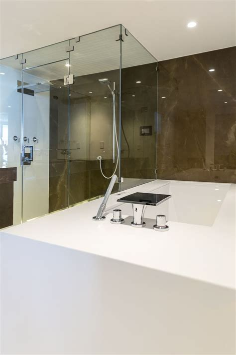 White Bathroom Vanity With Top by 17 Best Images About Neolith Bathrooms On Pinterest