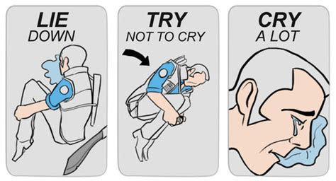 Try Not To Cry Meme - image 841472 lie down try not to cry cry a lot know your meme
