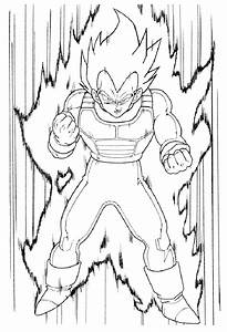 Kids N Funcom 55 Coloring Pages Of Dragon Ball Z