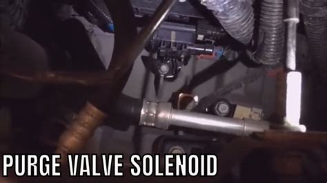 colorado canister purge valve solenoid youtube