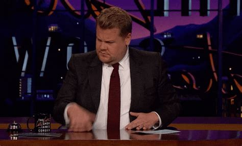 Missing James Corden GIF by The Late Late Show with James ...