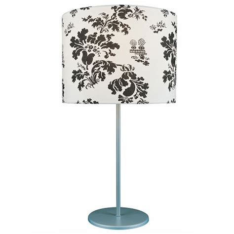 discontinued uttermost ls blatt table l with printed shade by lite source ls