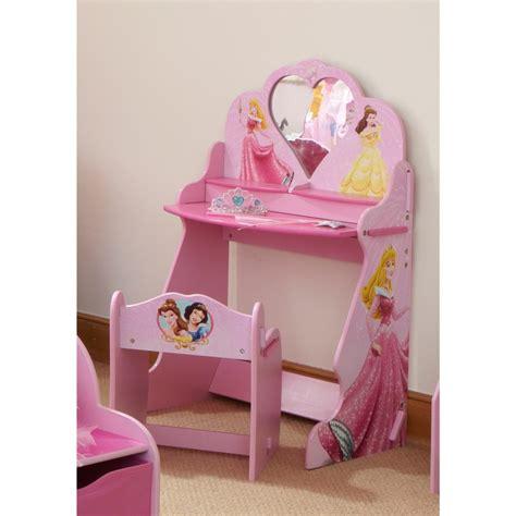 bureau fille chambre de princesse pour fille