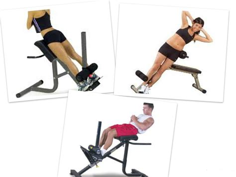 hyperextension chair exercises images
