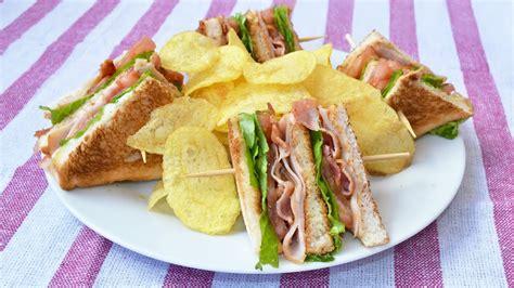 club sandwich easy club sandwich recipe