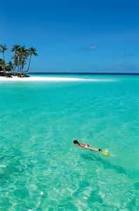 White Sand Beaches with Resorts