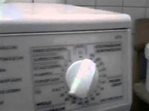 Waschmaschine Aeg Electrolux : aeg electrolux lavamat 6215 waschmaschine youtube ~ Michelbontemps.com Haus und Dekorationen