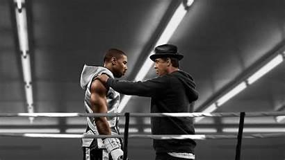 Creed Wallpapers Rocky Boxing Adonis Balboa 4k