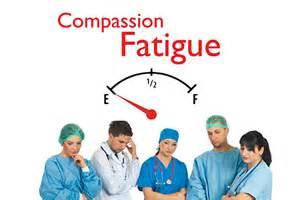 Caregiver Compassion Fatigue
