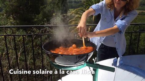cuisine solaire cuisine solaire écologique