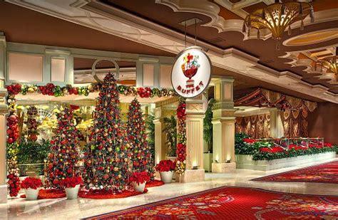 Wynn Las Vegas And Encore Unveil Holiday Décor