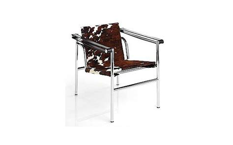 Cowhide Sling Chair by Lc1 Sling Chair Cowhide Cowhide Design Within Reach