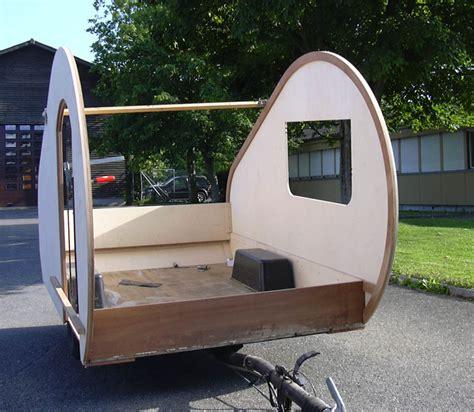 mini wohnwagen selber bauen anleitung kleinstwohnwagen selbstbau in ei form