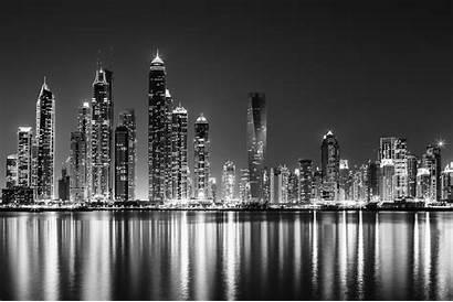 Dubai Desktop Wallpapers Marina Really Night Background