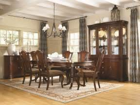 9 pc legacy classic american traditions dining room set