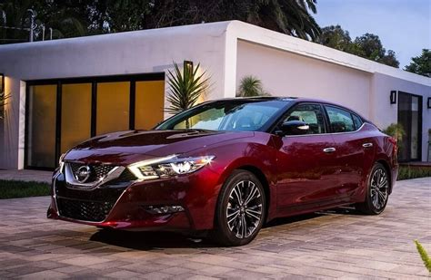 2021 Nissan Maxima Redesign, Refresh, Release Date ...