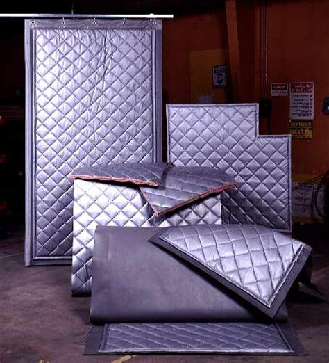 barrier and quilted fiberglass absorber composites