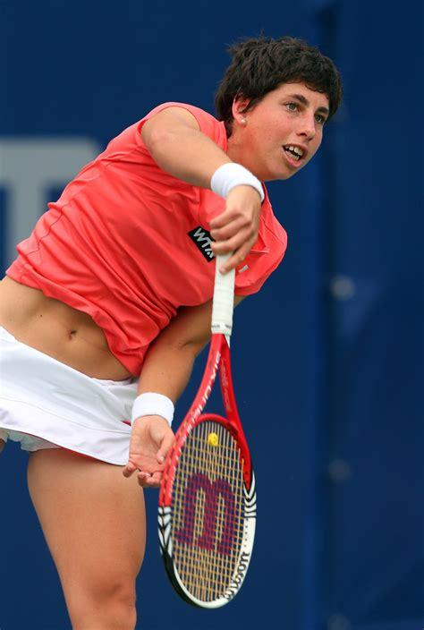 World #17 carla suarez navarro practicing at the 2014 western & southern open. Carla Suarez Navarro - Carla Suarez Navarro Photos - WTA Dubai Duty Free Tennis Championship ...