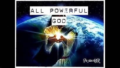 Powerful God