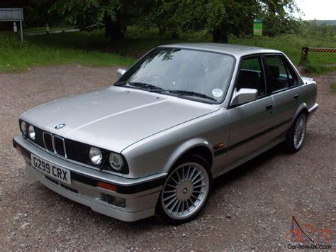 Bmw 325i For Sale by 1990 Bmw 325i Se Silver