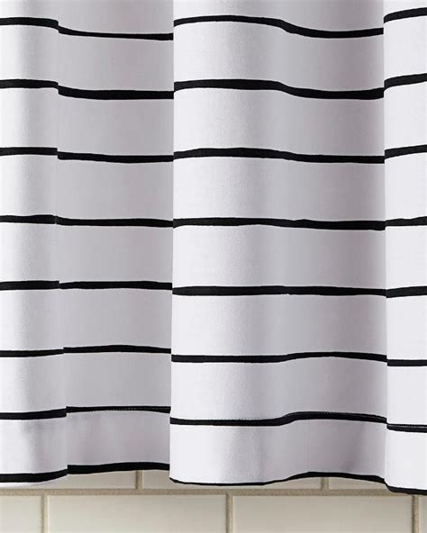 black and white shower curtains black white striped shower curtain curtain menzilperde net