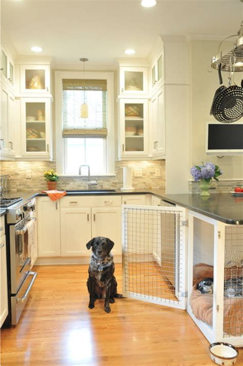 25 Cool Indoor Dog Houses | HomeMydesign