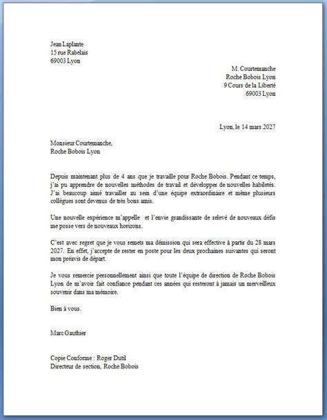 modèle lettre envoi document modele de courrier gratuit