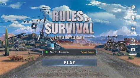rules  survival jogos  techtudo