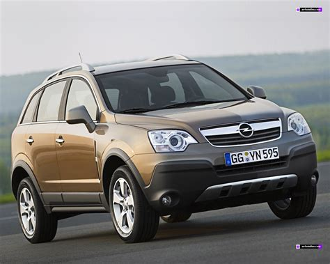 Opel Antara by Opel Antara 187 характеристики фото тест драйв и краш тест