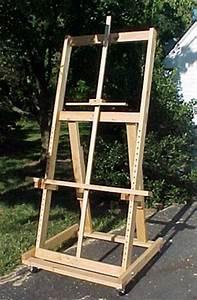 23 Fantastic Artist Easel Woodworking Plans egorlin com