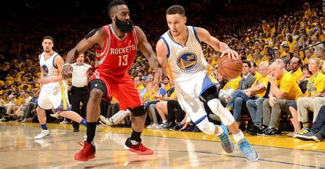Houston Rockets vs. Golden State Warriors: Game 3 ...
