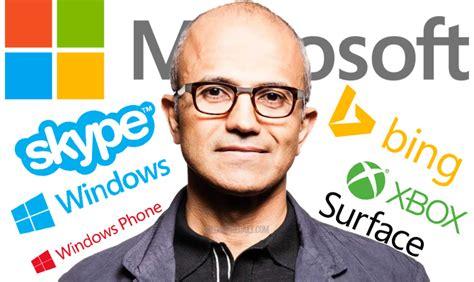 Satya Nadella Microsoft`s Ceo