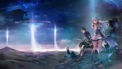 Anime Fantasy Games Strata Rifts Ordinal Wallpapers