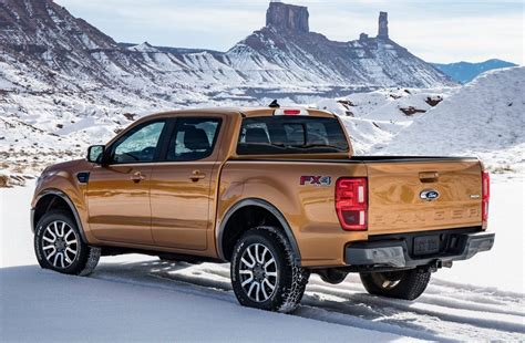 Ford 2019 : Us-spec 2019 Ford Ranger Unveiled, Gets 2.3t With 10-spd